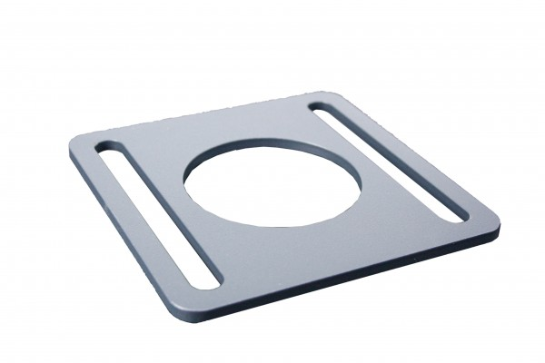 Lifting device floor scales
